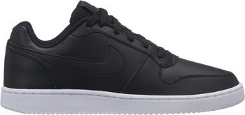 WMNS NIKE EBERNON LOW mujer Negro