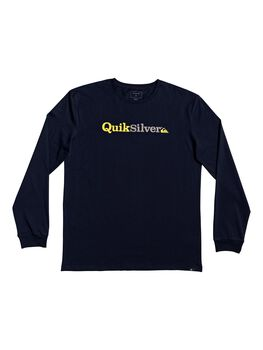 Quiksilver Camiseta m/c FRACTIONOFMINDLTEES BYJ0 hombre