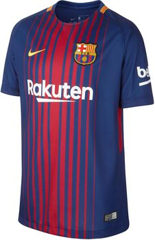 Nike Camiseta fútbol FCB Breathe Stadium Jsy Junior Azul