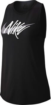 Camiseta de entrenamiento Nike Dry Legend mujer Negro