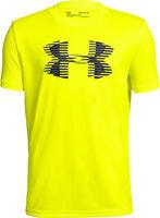 Camiseta UA Tech™ Big Logo Solid para niño