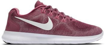 Nike Wmns Free RN 2017 mujer Rosa