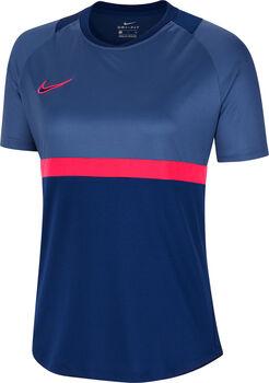 Nike Camiseta Manga Corta W NK DRY ACD20 TOP SS mujer Azul