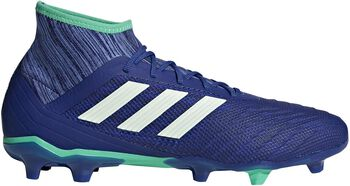 Botas fútbol adidas Predator 18.2 FG Azul