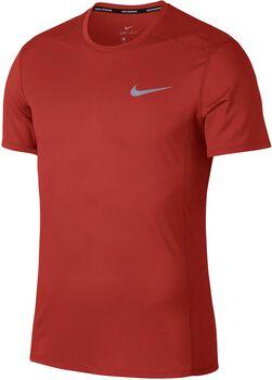 Nike Cool Miler Top SS Hombre Naranja
