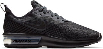 Nike Air Max Sequent 4 mujer Negro