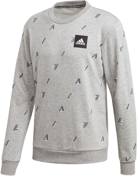 Sudadera cuello redondo Must Haves Graphic