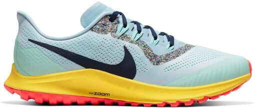 Nike - Zapatilla AIR ZOOM PEGASUS 36 TRAIL - Hombre - Zapatillas Running - Gris - 10