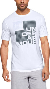 Under Armour Camiseta m/c GRID SS-GRY hombre