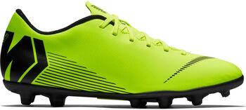 Botas fútbol Nike Mercurial Vapor 12 Club MG Amarillo