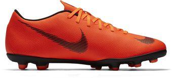 Botas fútbol Nike Mercurial Vapor 12 Club MG hombre Naranja