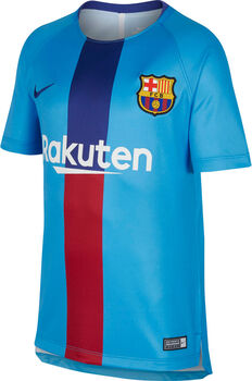 Nike FCB Y Dry SQD TOP SS GX 2 Azul