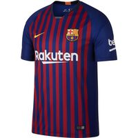 Camiseta de fútbol Nike Breathe FCB Stadium Home para hombre Azul