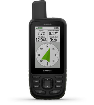 Aparato precision GPSMAP 66s