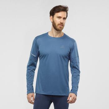 Salomon Camiseta manga larga Agile hombre
