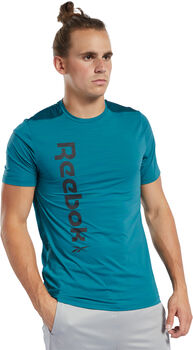Reebok Camiseta WOR AC GRAPHIC SS Q1 hombre