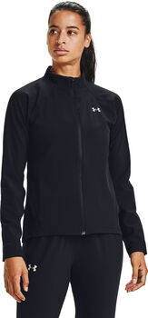Under Armour Cortavientos Storm Launch 3.0  mujer Negro