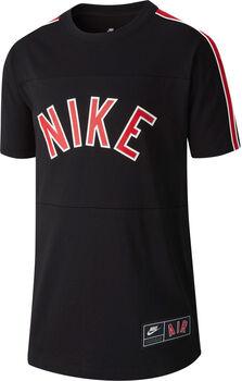 Nike Camiseta Sportswear niño Negro