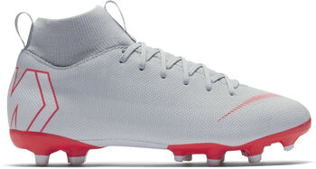 Botas fútbol Nike Mercurial JR Superfly 6 Academy GS MG  Gris