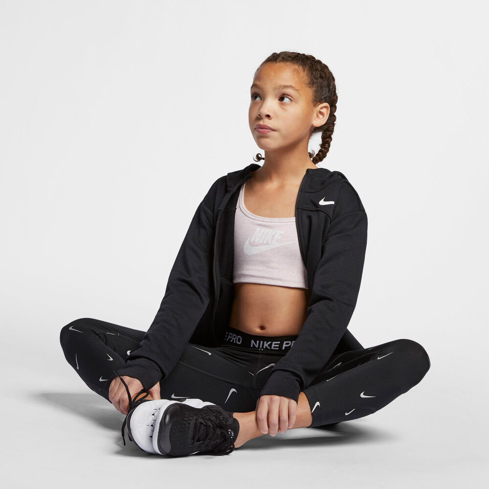 Nike - Sujetador deportivo Sportswear Classic - Niña - Sujetadores deportivos - Rojo - M