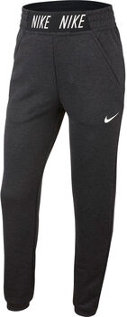 Nike Girls' Training Pants   Negro