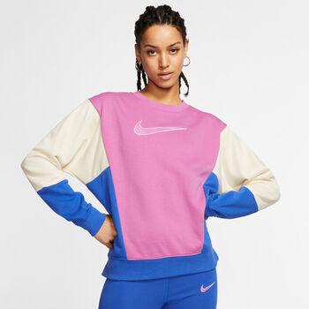 Nike Sudadera Sportswear Women's Crew mujer Rosa