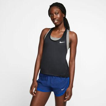 Nike Top W NK MILER TANK RACER mujer