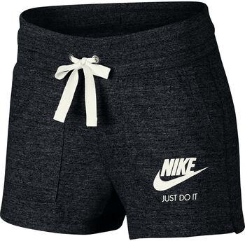 Nike Sportswear Vintage Shorts Mujer Negro