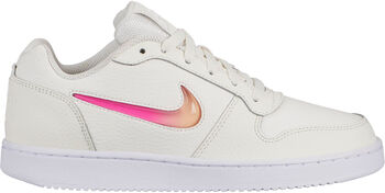 Nike Zapatilla  EBERNON LOW PREM mujer Blanco