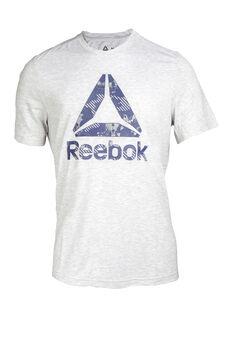Reebok Camiseta m/c ACTRON GRAPHIC TEE hombre