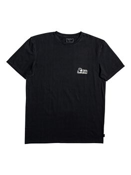 Quiksilver Camiseta m/c BOUNCINGHEARTSSTEES BYK0 hombre