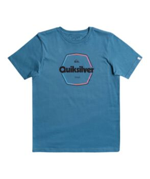 Quiksilver Camiseta Manga Corta Hardwiredssyth