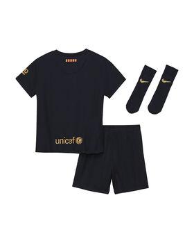 Nike Kit segunda equipación FCB infantil