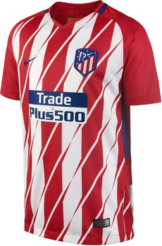 Camiseta fútbol Atlético de Madrid Nike BRT STAD JSY SS HM Junior niño Rojo