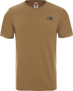 The North Face Camiseta manga corta Berard hombre