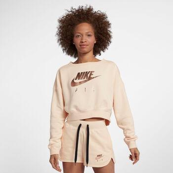 Nike Sportswear Rally Crew Air mujer Naranja