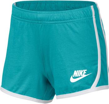 Nike Sportswear Girls Jersey S Verde
