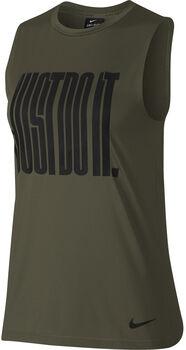 Nike Pro Jdi Muscle mujer Verde