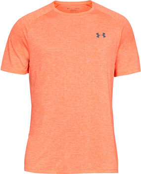 Under Armour Camiseta m/c  Tech SS Tee hombre Naranja