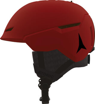 ATOMIC Casco REVENT+ X Dark Red hombre