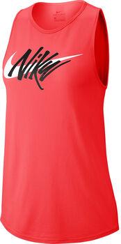 Nike Camiseta de entrenamiento  Dry Legend mujer Naranja