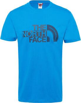 The North Face Camiseta Extent P8 hombre Azul