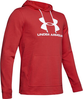 Under Armour Sudadera SPORTSTYLE TERRY LOGO HOODIE niño