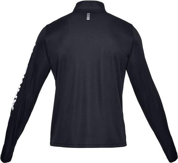 Camiseta con cremallera de ¼ Speed Stride Split para hombre