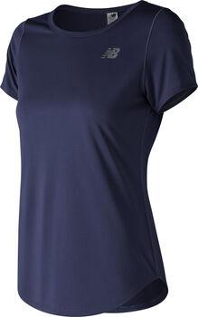 New Balance Camiseta m/c ACCELERATE MANGA CORTA V2 mujer