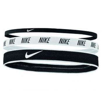 Nike Accessoires Cinta para la cabeza de anchura mixta 3PK