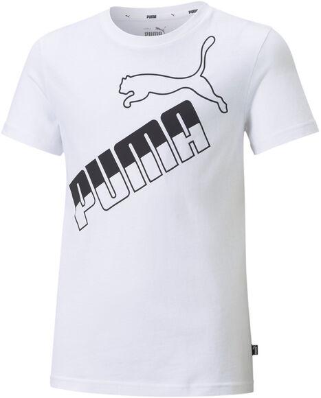 Camiseta Manga Corta Amplified Big Logo