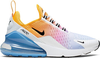 Nike Zapatilla W AIR MAX 270 mujer Amarillo