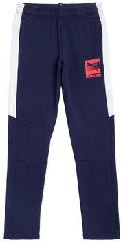 Puma Pantalones FL niño Azul