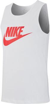 Nike Camiseta de entrenamiento  Sportswear hombre Blanco
